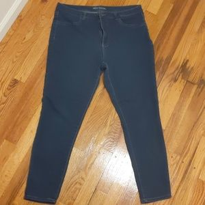 Wild Fable stretch denim jeggings